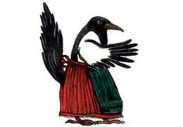 Сорока-ворона