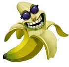 Банановая эстафета