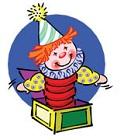День рождения с клоунами