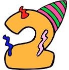 Сценарий дня рождения для ребенка двух лет