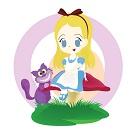 День рождения в стиле «Алисы в стране Чудес»