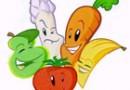 Сценарий фруктового дня рождения на 3 года