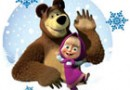 Сценарий Нового Года с героями м/ф «Маша и Медведь»