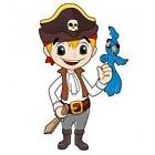 «Пираты» — сценарий дня рождения на 3 годика