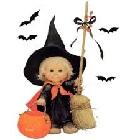 Сценарий Хэллоуина для малышей