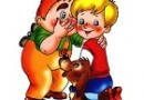 Карлсон — мой друг с крыши (сценарий на 3-6 лет)