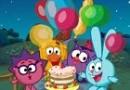 День рождения со Смешариками