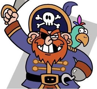 Сценарий пиратского дня рождения