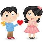 День Святого Валентина в детском лагере