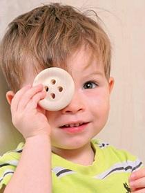 Развивающие игры с пуговицами для малышей