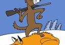 Охота за лисицами