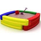 Развивающие игры в песочнице