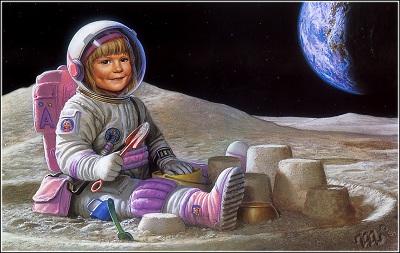 Пикник в космосе