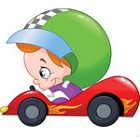 Детский день рождения в автомобильном стиле