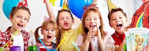 Простые конкурсы на детский день рождения