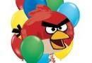 Детский День Рождения в стиле «Angry Birds»