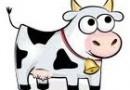 Веселые коровки