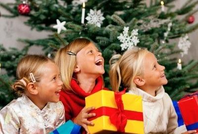 Детский новый год по домашнему