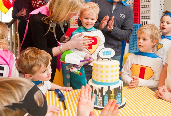 Торт на день рождения мальчика 3 лет