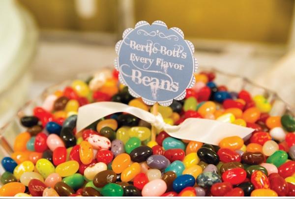 Волшебные конфеты из Хогвартса