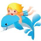Игры с детьми на воде