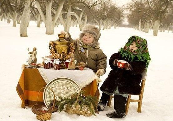 Летний пикник зимой - детский сценарий дня рождения