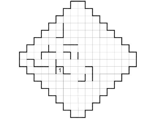Поле для игры коридорчики